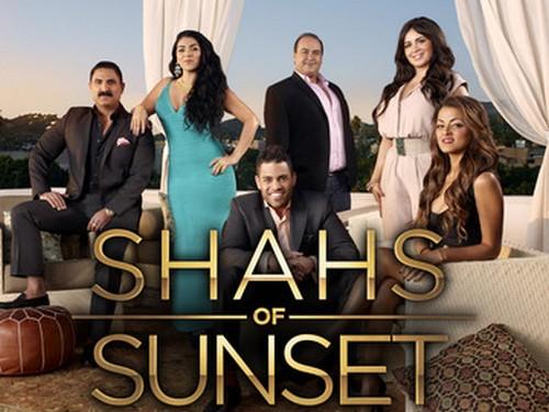 """25 Days 'Til Christmas Countdown: Favorite TV Gems #25 """"Shahs of Sunset"""""""