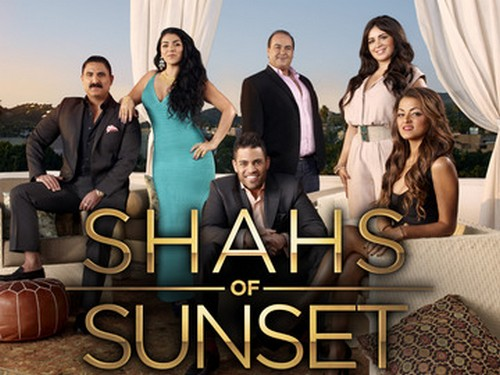 "25 Days 'Til Christmas Countdown: Favorite TV Gems #25 ""Shahs of Sunset"""