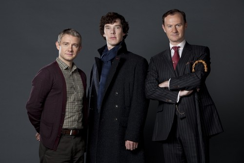 "Sherlock RECAP 1/19/14: Season 3 Premiere ""The Empty Hearse"""