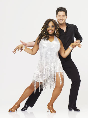 Sherri Shepherd Dancing With The Stars Jive Performance Video 3/26/12