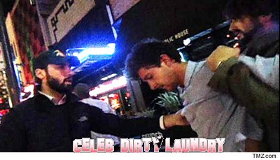 Shia LaBeouf Punched Out In Bar Brawl