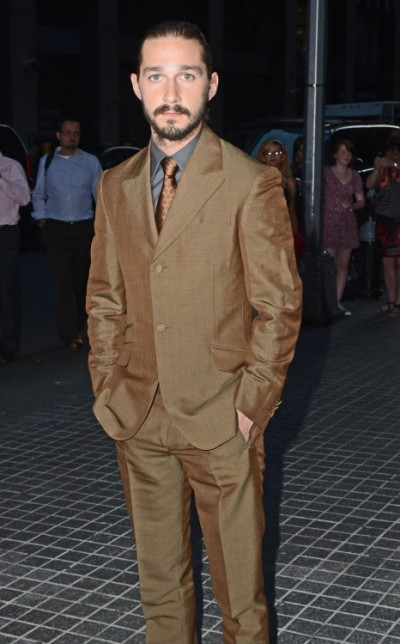 Shia LaBeouf Is A Porn Star, Having Real Sex On Screen  0817