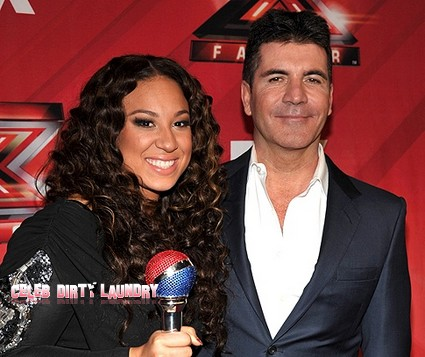 Simon Cowell Says USA X Factor Winner Melanie Amaro 'Hard To Work With'