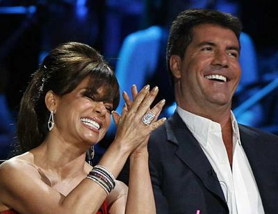 Simon Cowell Just Can't Make It Without Paula Abdul On 'X Factor'