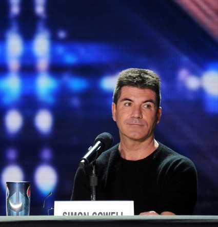 The X Factor USA's Simon Cowell Swears He Has Had No Cosmetic Surgery
