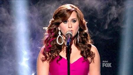 Skylar Laine American Idol 2012 'Song 2' Video 5/2/12