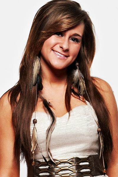 Skylar Laine American Idol 2012 'The Show Must Go On' Video 4/18/12