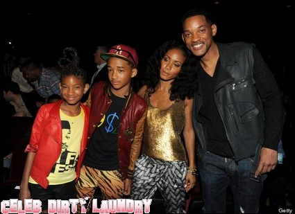 Will Smith and Jada Pinkett Smith SPLIT!