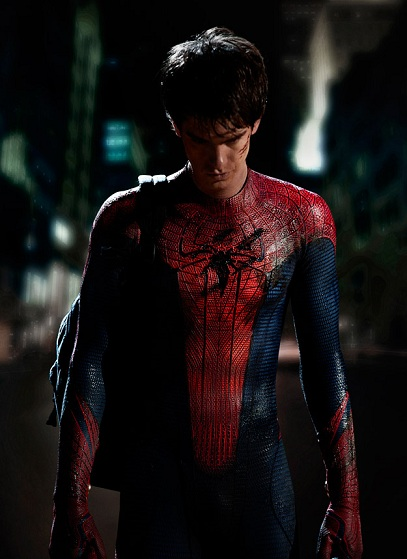 Andrew Garfield as Spider-Man Is Spider-tastic!