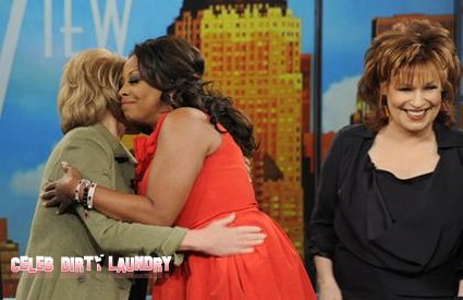 Was Star Jones Ambushed On The View?