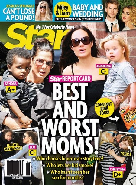 Report Card: The Best and Worst Celebrity Moms