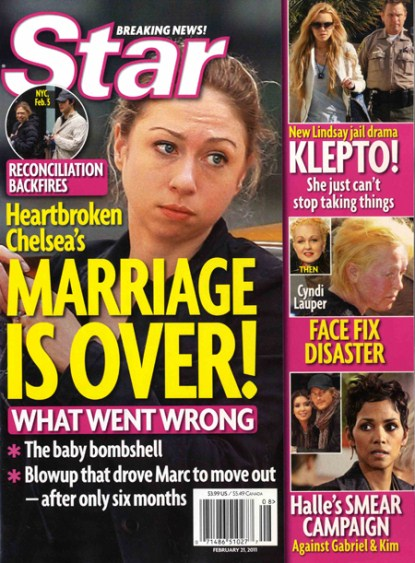 Chelsea Clinton Upset About Marriage Problem Rumors