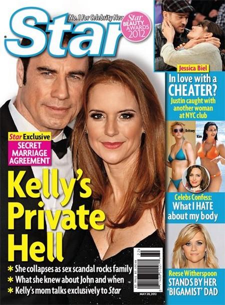 Report: Kelly Preston's Health in Danger Over John Travolta's Sexual Exploits