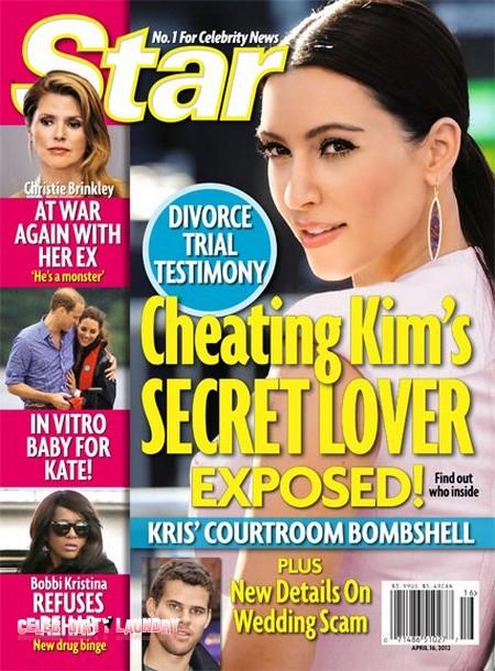 Kim Kardashian Cheated On Kris Humphries - Secret Lover Exposed (Photo)