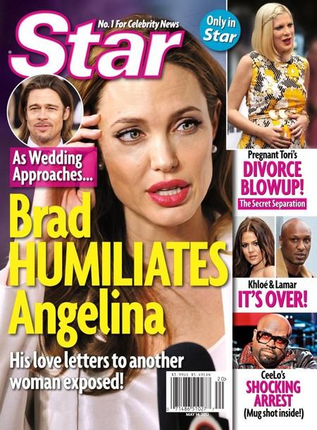 Angelina Jolie Discovers Brad Pitt's Hidden Love Letters