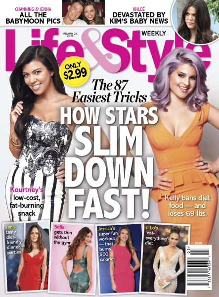 Revealed HoKourtney Kardashian Reveals How To Slim Down Fast While Sister Khloe Cries With Envyw Celebrities Slim Down Fast