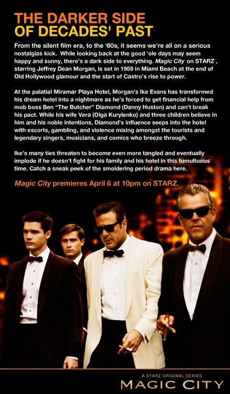 Sponsored Post: Magic City on STARZ