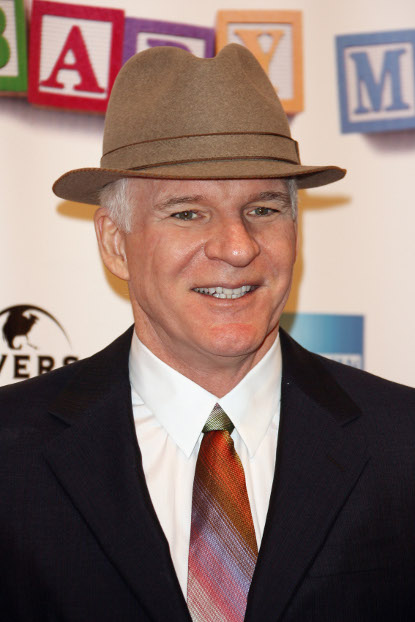 Steve Martin Blindsided By Fake Artwork