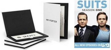 CDL Giveaway: Win A 'SUITS and STYLE' Fan Pack
