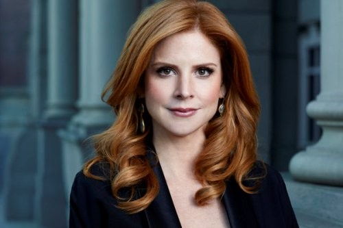 CDL Exclusive: Interview with Sarah Rafferty - Donna Paulsen from USA Network's Critically Acclaimed Suits