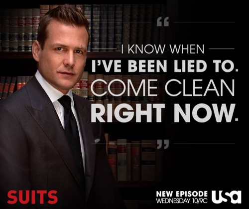 "Suits Recap Finale: Season 4 ""Not Just A Pretty Face"""