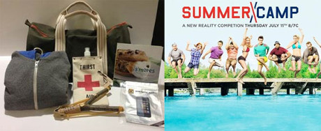 CDL Giveaway: Win an Awesome Prize Pack to Celebrate New USA Reality Show 'Summer Camp'