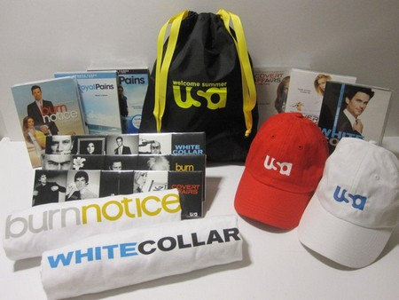 CDL Giveaway: USA Network Summer Prize Pack Giveaway ($291 value)