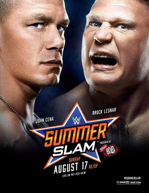 WWE SummerSlam: 4 Reasons Brock Lesnar vs John Cena Might Flop