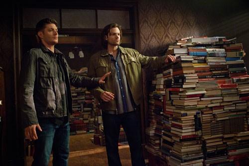 "Supernatural RECAP 5/1/13: Season 8 Episode 21 ""The Great Escapist"""