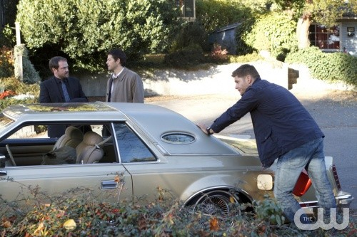"""Supernatural RECAP 1/14/14: Season 9 Episode 10 """"Road Trip"""""""