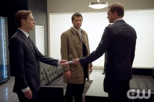"Supernatural RECAP 2/25/14: Season 9 Episode 14 ""Captives"""