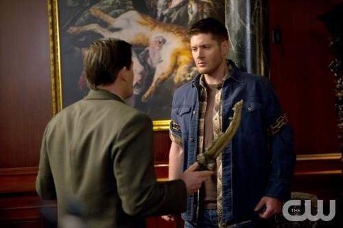 "Supernatural RECAP 3/18/14: Season 9 Episode 16 ""Blade Runners"""