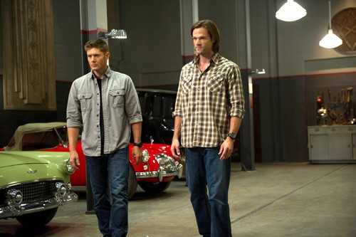 "Supernatural RECAP 10/29/13: Season 9 Episode 4 ""Slumber Party"""
