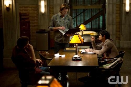 "Supernatural RECAP 12/3/13: Season 9 Episode 9 ""Holy Terror"""
