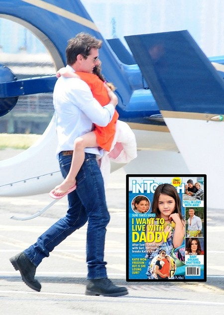 Katie Holmes Wins Freedom But Loses Suri Cruise