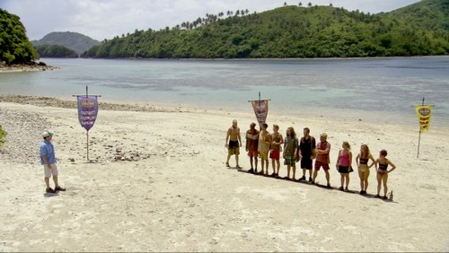 Survivor Philippines Season 25 Episode 8 Recap 11/7/12
