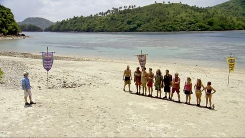 Survivor Philippines Season 25 Episode 8 Recap 11/7/12