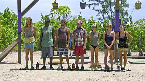 "Survivor: Blood vs. Water Season 27 Episode 11 ""Gloves Come Off"""