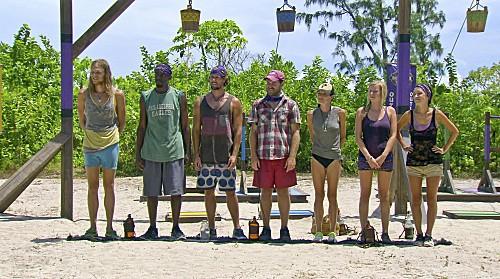 "Survivor: Blood vs. Water Season 27 Episode 11 ""Gloves Come Off"""