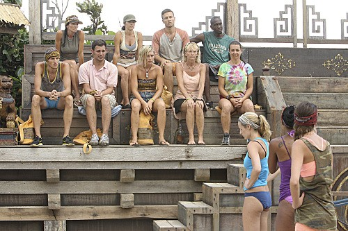 "Survivor Blood vs Water RECAP 10/2/13: Season 27 Episode 3 ""Opening Pandora's Box"""