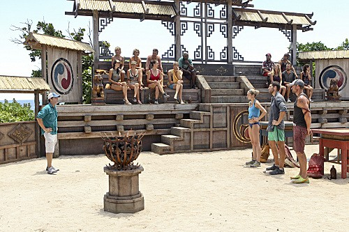"Survivor: Blood vs Water RECAP 10/16/13: Season 27 Episode 5 ""The Dead Can Still Talk"""
