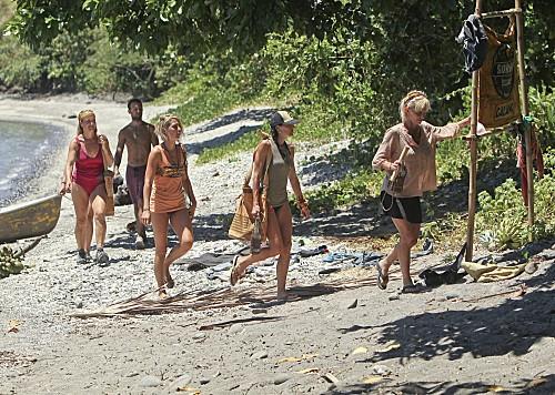 "Survivor: Blood vs. Water RECAP 10/23/13: Season 27 Episode 6 ""One-Man Wrecking Ball"""