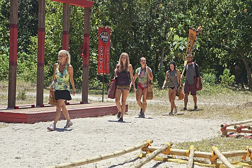 """Survivor: Blood vs. Water RECAP 10/30/13: Season 27 Episode 7 """"Swoop In For The Kill"""""""