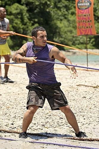 Survivor-Caramoan-Episode-2-brandon-immunity