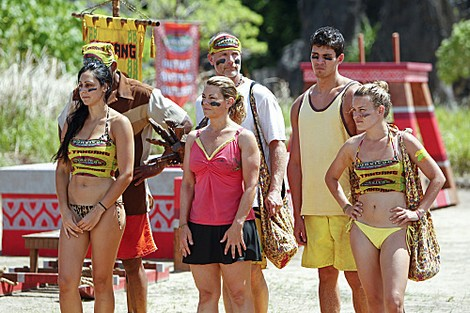 Survivor Philippines Recap: Season 25 Episode 2, 9/26/12