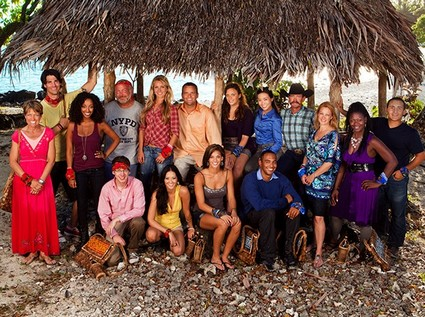 Meet The New Cast Of Survivor: South Pacific