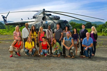 Survivor: Redemption Island Cast Announced