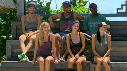"Survivor: Blood vs. Water Recap 12/4/13: Season 27 Episode 12 ""Rustle Feathers"""