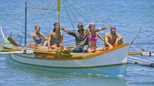 """Survivor: Cagayan RECAP 4/2/14: Season 28 Episode 6 """"Head of the Snake"""""""