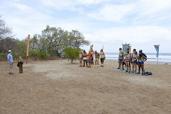 Survivor 2014 Season 29 San Juan Del Sur Blood vs Water - What Dangerous Animals Are Around - Deadly Wildlife?